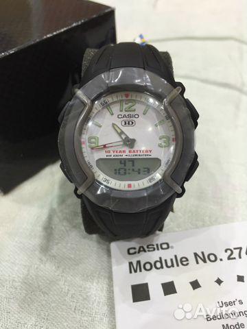 Часы module no2747