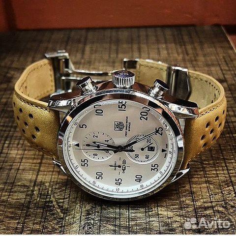 Tag Heuer - купить оригинальные часы Tag Heuer в Москве