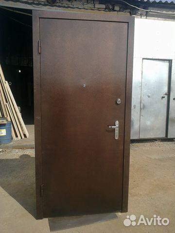двери металлические входные толщиной железа 2 мм
