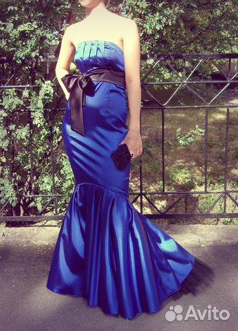0e9ffea23c1 Нереально красивое вечернее платье купить в Липецкой области на ...