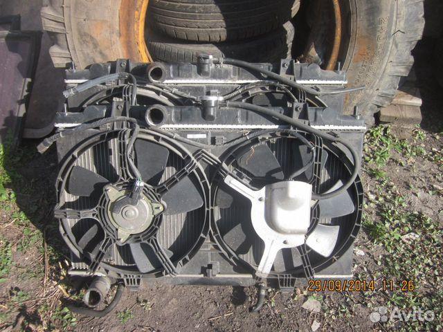 вентилятор на nissan primera
