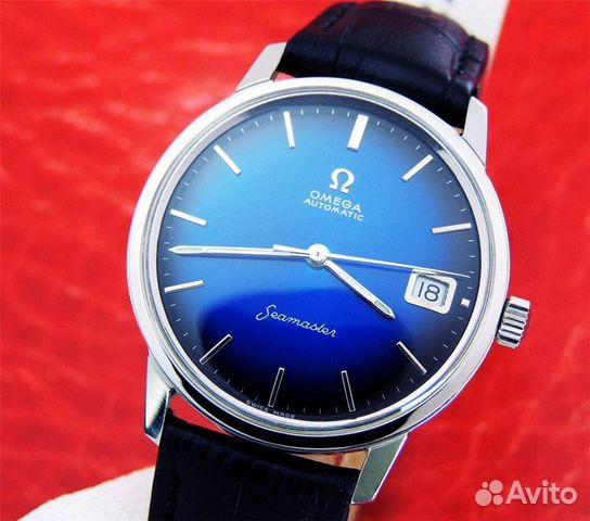 Часы швейцарские мужские омега в спб