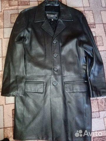 купить кожаную мужскую куртку на авито в воронеже