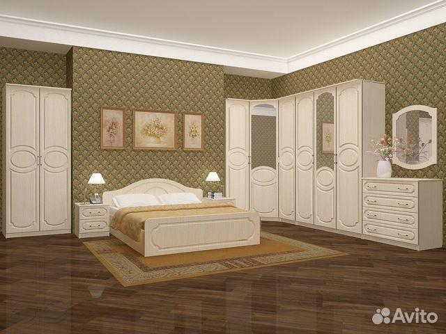 спальня карина 7 модульная новая купить в санкт петербурге на
