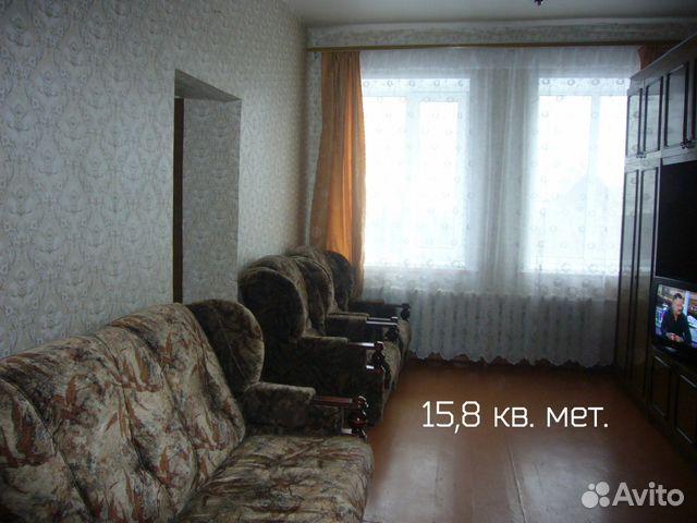 Продается двухкомнатная квартира за 1 300 000 рублей. Рязанская обл, рп Милославское, ул Центральная, д 4, кв 4.