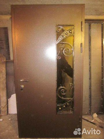 стальные двери ленинский