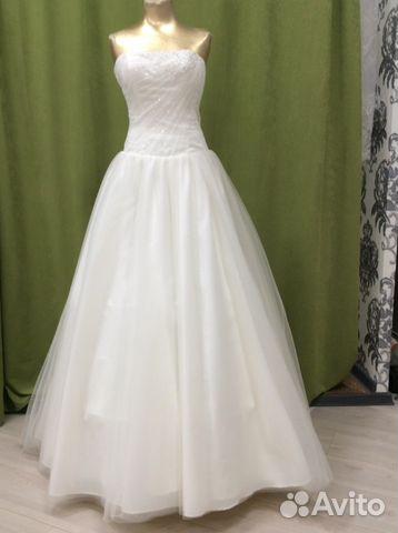 Купить свадебное платье авито ярославль