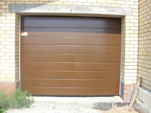 рольставни автоматические ворота гаражный