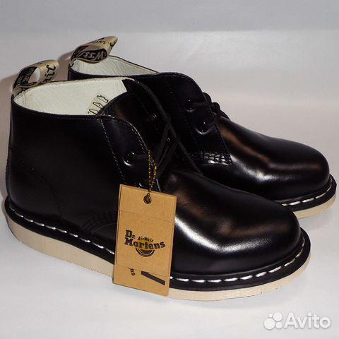 Ботинки Dr. Martens Manton купить в