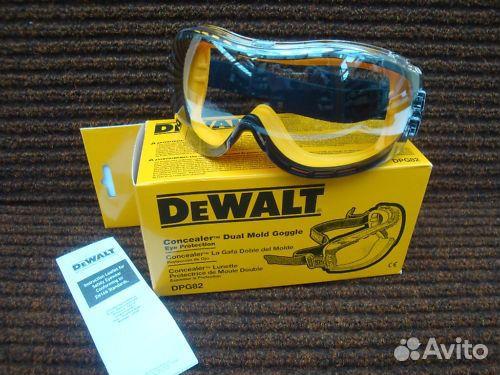 Защитные очки Dewalt DPG82   Festima.Ru - Мониторинг объявлений f039943699c