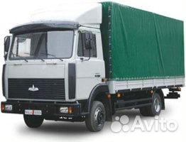 Drivlinan MAZ 437030-321
