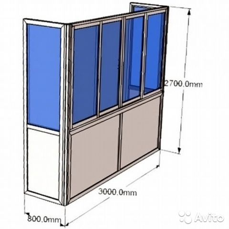 Алюминиевый балкон цены алюминиевое остекление балкона цена .