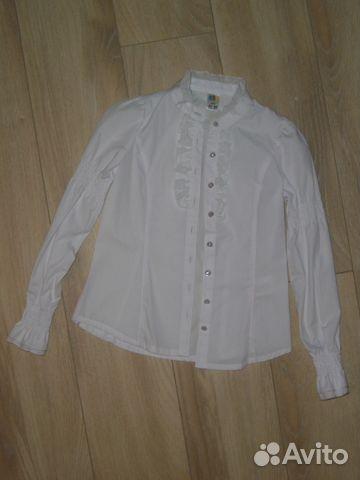 af3b44770e6 Блузка для школы Ostin р.116 купить в Свердловской области на Avito ...