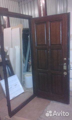 металлические двери для дачи в московской области