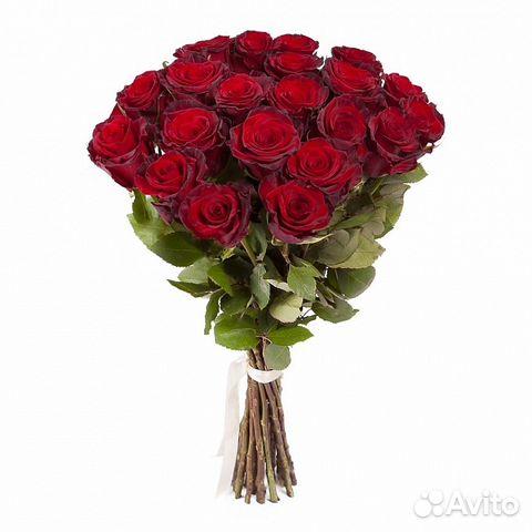 Розы голландские купить в москве