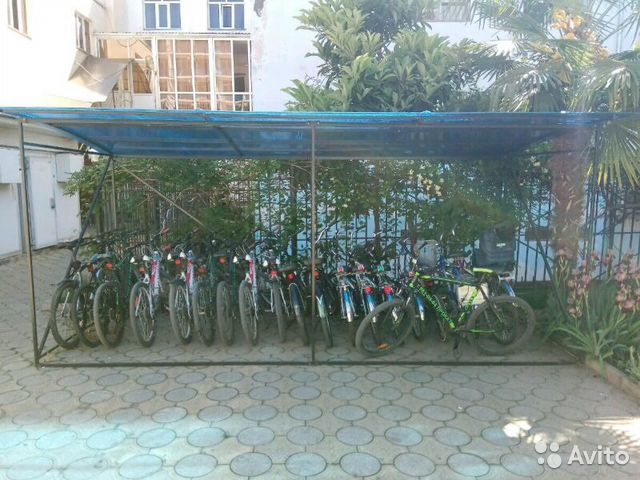 Велопрокат в Абхазии (Сухум)— фотография №4