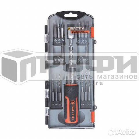 дрель tactix 209022 ручная