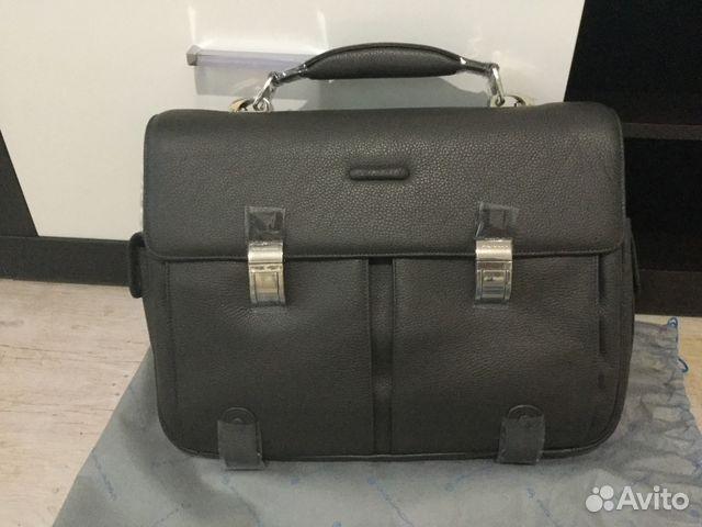 d0dd4d55328c Мужской портфель новый piquadro CA1068MO/GR | Festima.Ru ...