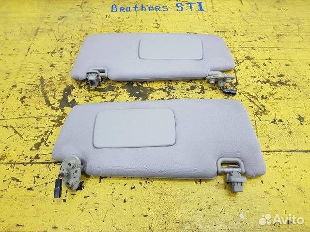 89625003353 Козырьки солнцезащитные Subaru Legacy, BP5