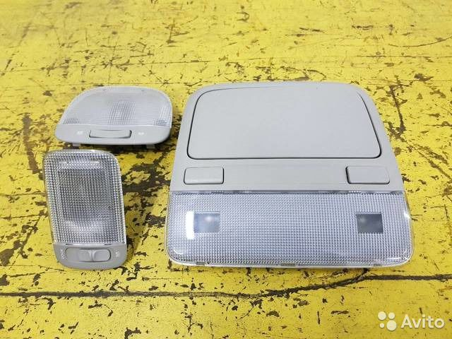 89625003353 Плафоны комплект Subaru Legacy, BP5, EJ20