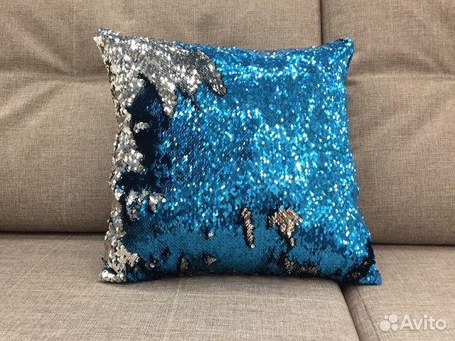 подушка которая меняет цвет от прикосновения