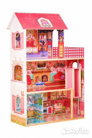 Кукольные домики toygo