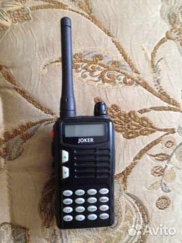 Портативная рация Joker TK-450S   Festima Ru - Мониторинг