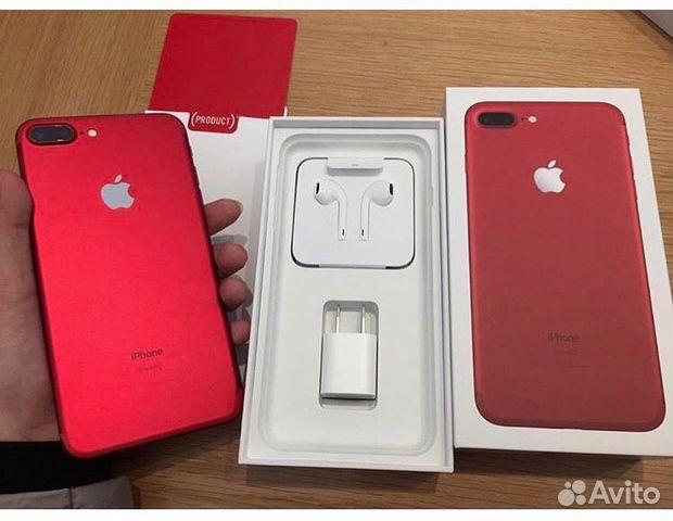 iPhone 7 plus 128GB Red Product REF купить в Краснодарском
