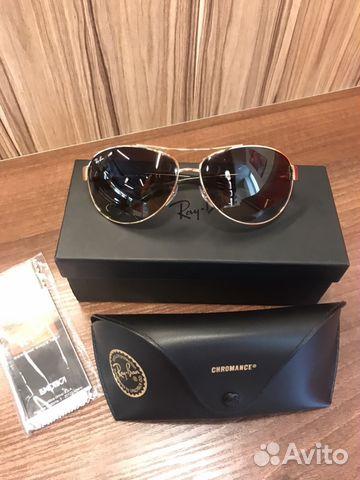 Оригинальные солнцезащитные очки Ray Ban (Италия) купить в Москве на ... 6398cb51b91
