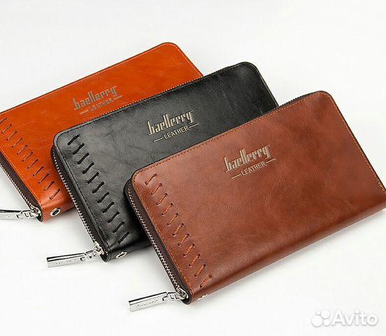 7845c081a69b Мужской Портмоне Baellerry Leather | Festima.Ru - Мониторинг объявлений