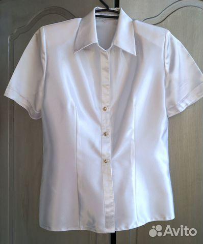 60139365502 Блузка белая