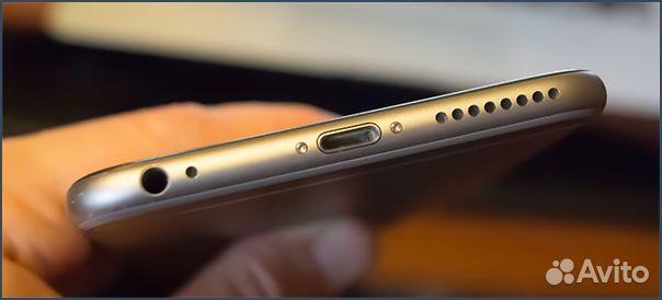 iphone гнездо зарядки