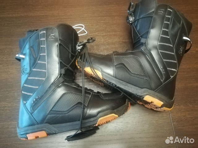 Ботинки для сноуборда Nidecker Power Strap купить в Ханты-Мансийском ... 67b062d3185
