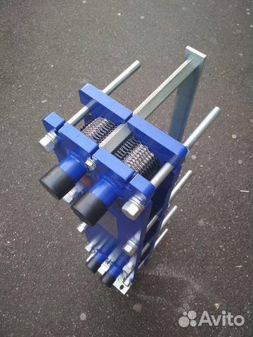 Кожухотрубный теплообменник Alfa Laval ViscoLine VLO 102/154-6 Сарапул