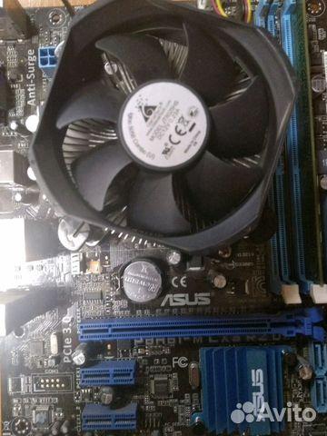 Asus P8H61-M LX 1155