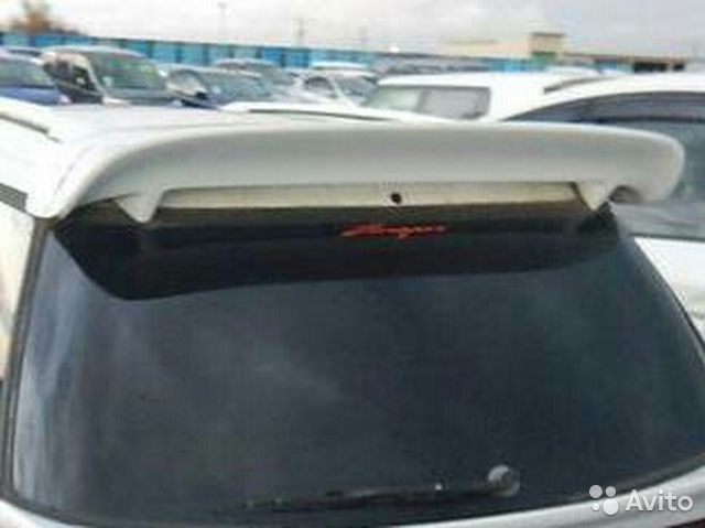 Cover (door) trunk Subaru Legacy BH5 BH9
