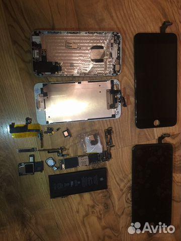 63e44f69698c0 Запчасти iPhone 6 купить в Москве на Avito — Объявления на сайте Авито