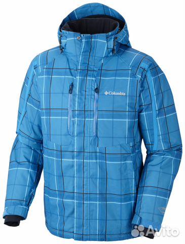 a024eff94468 Горнолыжная куртка Columbia, размер L купить в Москве на Avito ...