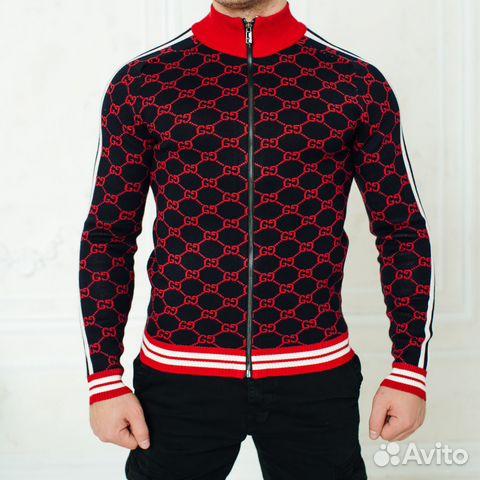 Стильная мужская кофта Gucci, все размеры   Festima.Ru - Мониторинг ... e27003c4f77
