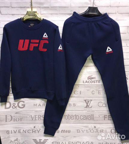 Reebok UFC Russia (46-54) внутри флис   Festima.Ru - Мониторинг ... 4fb062a1971