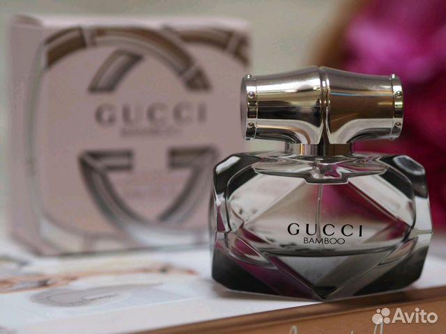 Gucci Bamboo 75ml женский Parfum купить в владимирской области на