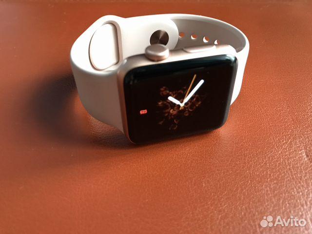 a2d0b667 Apple Watch Series 3 Rose Gold | Festima.Ru - Мониторинг объявлений