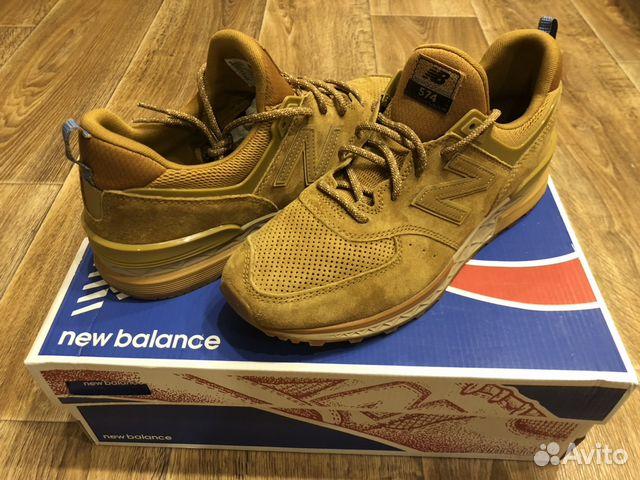 dfd3b1d2 Кроссовки New Balance 574 Sport 10US 42-43RU купить в Санкт ...