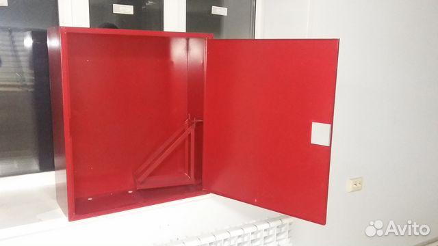 Шкаф пожарный металлический навесной