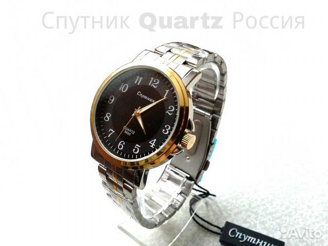 Кварцевые наручные часы Спутник в Чите