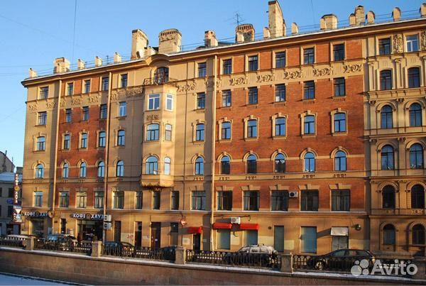 Продается многокомнатная квартира за 18 000 000 рублей. Сенная пл., д.13.
