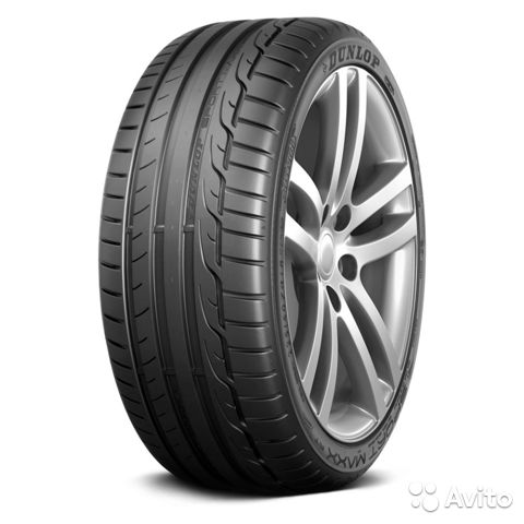 Шины 275/30/21 98Y XL SP sport maxx RT R01 dunlop— фотография №1