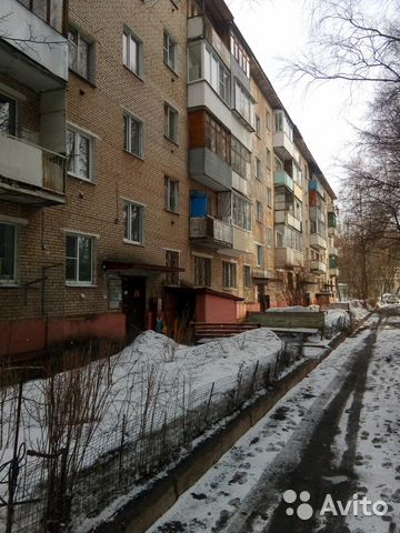 Продается однокомнатная квартира за 2 100 000 рублей. Московская область, Прожекторная улица, 5.
