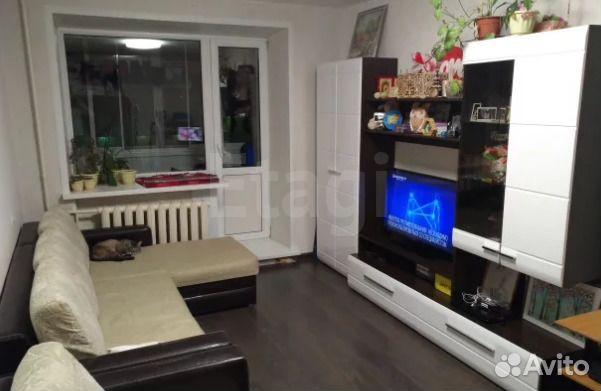 Продается однокомнатная квартира за 1 450 000 рублей. Профсоюзная,34.