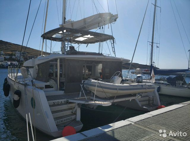 Парусный катамаран Lagoon 52F 89052765000 купить 4